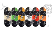 Finga Deck Snakes 33mm
