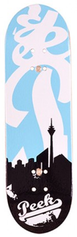 Autumn Special - Bollie Deck - Peek Skyline - Classic Shape