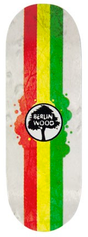 Berlinwood - Rasta Rally - 33.3mm Low