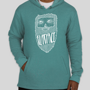 FlatFace Sam - Soft Pullover Hoody - Teal - Large