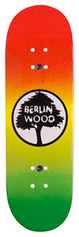 Berlinwood - Rasta - 33 mm Low