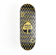 Berlinwood - 33 Karat Gold Engraved - 33mm