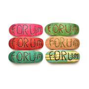 Forum Oldschool Deck - 36mm Engraved