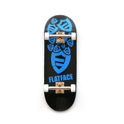 Berlinwood Complete - FlatFace Cyan - 33mm