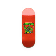 Unique Deck - 33mm Juvie - Ninja Red