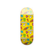 Unique Deck - 33mm Juvie - Full Pattern Yellow