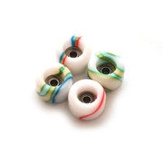 FlatFace Limited Edition - G4 - Candy Swirls - BRR Edition Wheels