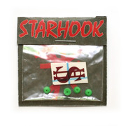 Starhook Bushings - Green