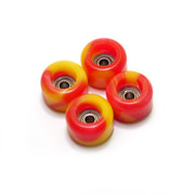 FlatFace Limited Edition - G4 - Ketchup & Mustard - BRR Edition Wheels
