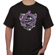 FlatFace Crystal Shirt - Black - XXL