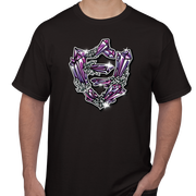 FlatFace Crystal Shirt - Black - XL