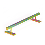 +blackriver-ramps+ Ironrail Low - Square Gold