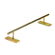 +blackriver-ramps+ Ironrail Low - Round Gold