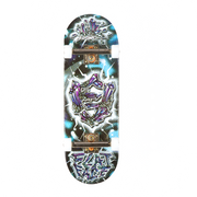 Berlinwood Complete - FlatFace Crystal - X-Wide 33.3mm