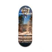 FlatFace G15 Deck - 33.6mm - Snow World