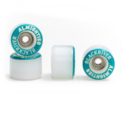 Blackriver Wheels - Almighties - White