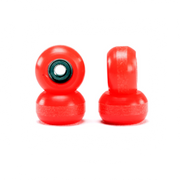 Bollie Pro Bearing Wheels Red