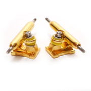 Fire Trucks - 32mm - Gold