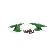 Fire Trucks - 32mm - Green
