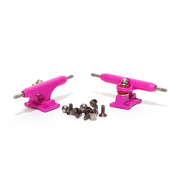 Fire Trucks - 32mm - Pink