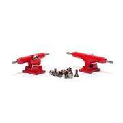 Fire Trucks - 32mm - Red