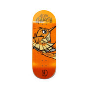 Devise Deck - Alex Garcia Hummingbird - Yellow - 33mm Regular Shape
