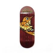 Devise Deck - Alex Garcia Hummingbird - Exotic - 34mm Revised Shape