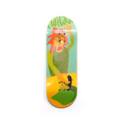 FlatFace G15 Deck - 33.6mm - Ye Olde Zeph Graphic