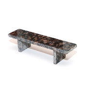 Flatface Brown Granite Bench - Limited Edition