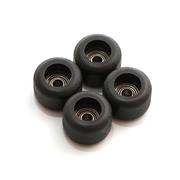 FlatFace G4-D Black Wheels - BRR Edition