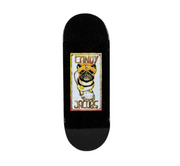 Blackriver Deck 7-Ply - Candy Pug - X-Wide 33mm