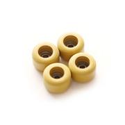 FlatFace G4-O Gold Wheels - BRR Edition