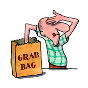 Surprise Fingerboard Grab Bag - $150 'Holiday Edition'