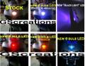 Suzuki LED running light