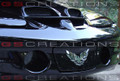 Pontiac Trans AM MIRROR Front Nose Bird Emblem