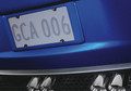 GM C6 Corvette Rear Plate Frame