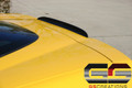 C6 Z06 Corvette Body Colored Rear Spoiler