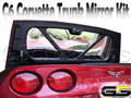 C6 Trunk Mirror kit for your Convertible Corvette
