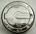 H2 Hummer CHROME FUEL DOOR (Discontinued)