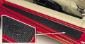 1997-2004 C5 Corvette Door Sill Plate With C5 Logo