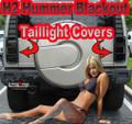 H2 Hummer Blackout Kit