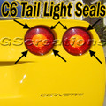 C6 Corvette Tail light Seal / Seals Kit