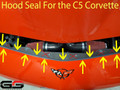 C5 / Z06 Corvette Performance Hood Seal