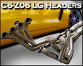LG Motorsports C6/Z06 Pro Long Tube Headers