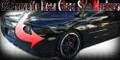 C5 Chevy Corvette CLEAR rear side marker lights