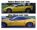 C6 Z06 Corvette Roof & Halo Conversion