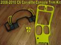 2008-2013 C6 Corvette Painted Interior Trim Package