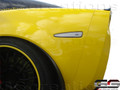 C6 Corvette Clear Side Markers (Rear)