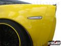 C6 Corvette Clear Side Markers (Rear)