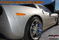 C6 Corvette Amber (european) Side Markers